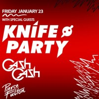 UPCOMING: Girls & Boys with Knife Party, Cash Cash, Pierce Fulton at Webster Hall on January 23, 2015! RSVP for Guest List!