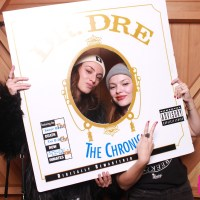 Dre Day NYC Photo Booth at Kinfolk 94 on February 26, 2015