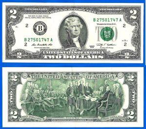 $2 2009 B