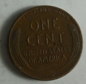 1950 S Wheat Penny 1