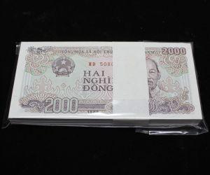 Vietnam 2000 DONG 1988 P 107 UNCBUNDLE