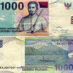 INDONESIA 1000 RUPEES 2009 P-NEW UNC