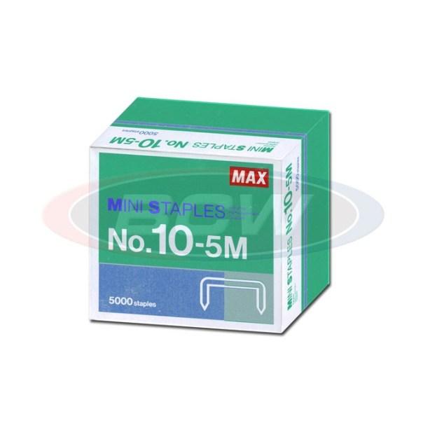 MAX-10-5M_1_MAX STAPLES (PACK OF 5000 STAPLES)