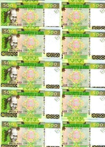19 Guinea s-l500