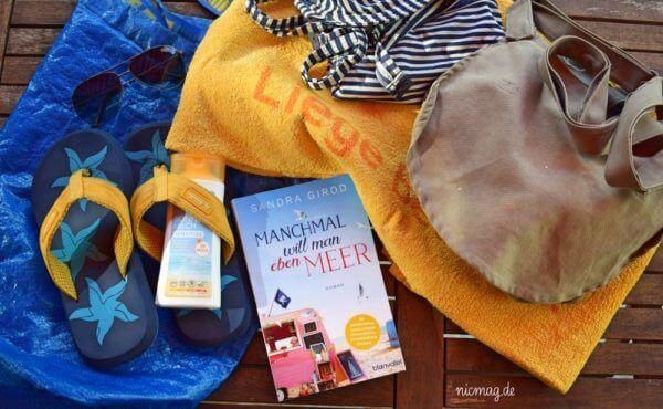 Sommer, Sonne, Strandtasche!