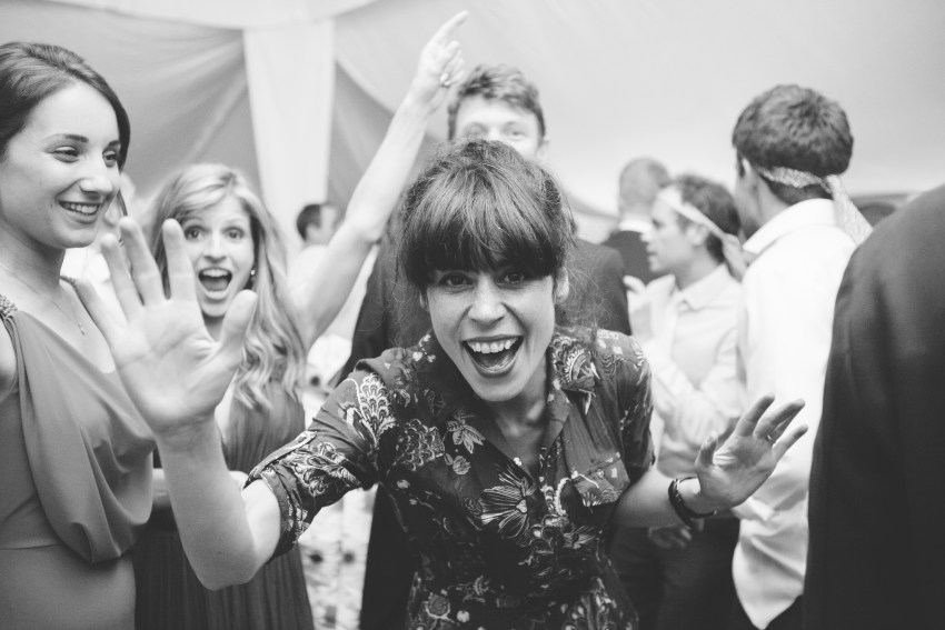Nicola Arber profile dancing