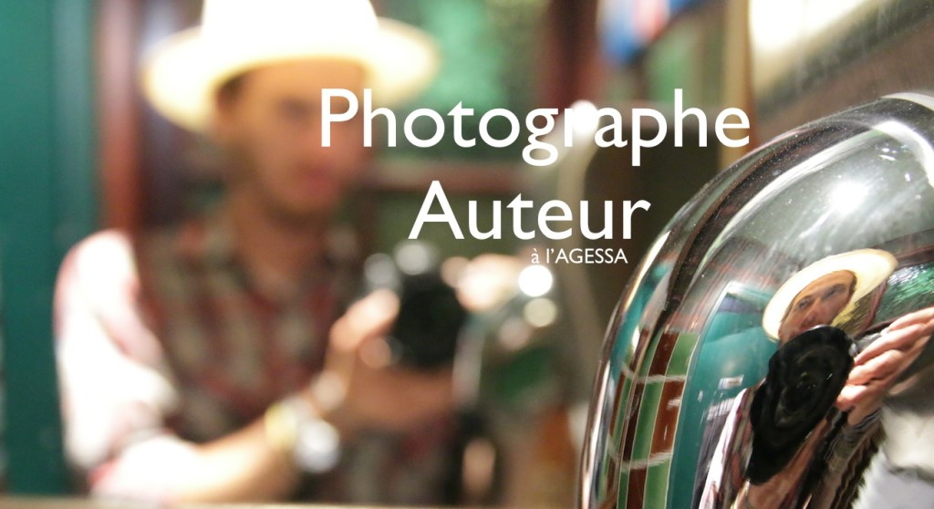 Le régime d'artiste auteur – photographe