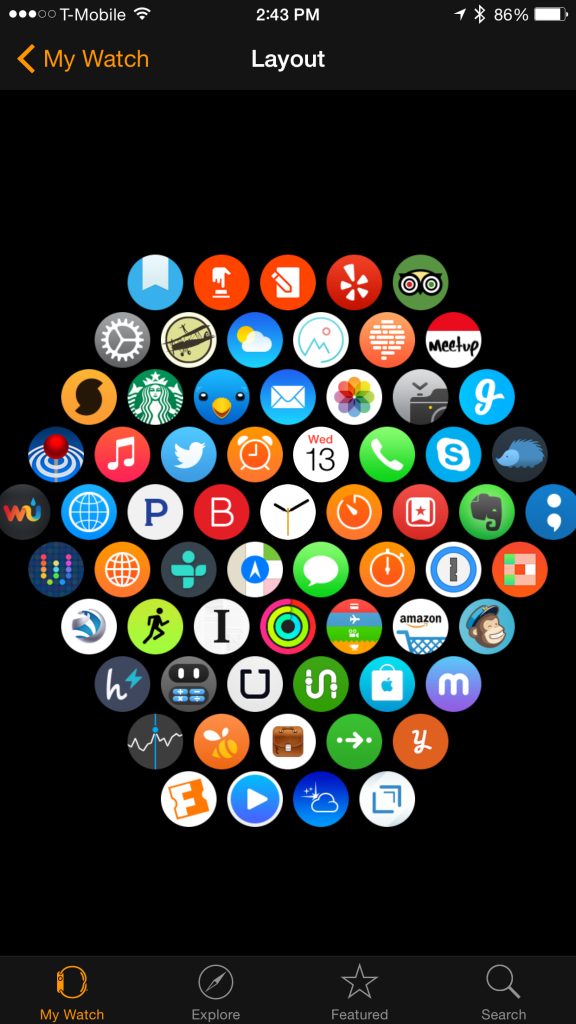 Apple Watch first impressions, pt 1: Glances, Apps ...