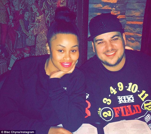 Rob Kardashian And Blac Chyna Have Chosen The Name Of Their Daughter