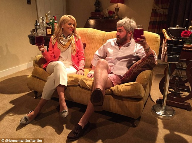 holly-willoughby-and-keith-lemon-dress-up-as-gogglebox-stars-steph-and-dom-for-celebrity-juice-christmas-special