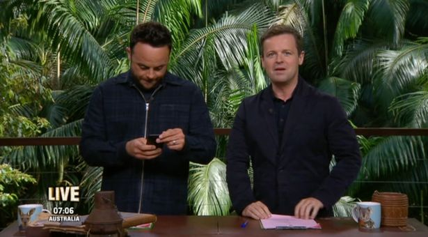 I'm A Celebrity Viewers Not Happy With Ant And Dec's Stephen Hawking Sketch