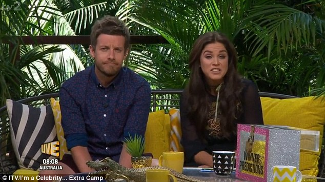 Vicky Pattison Gets Slammed Again Hosting I'm A Celebrity After Show As Viewers Are Fed Up With Her 'Gurning'