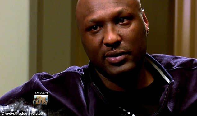 Lamar Odom Talks Rehab During First Interview