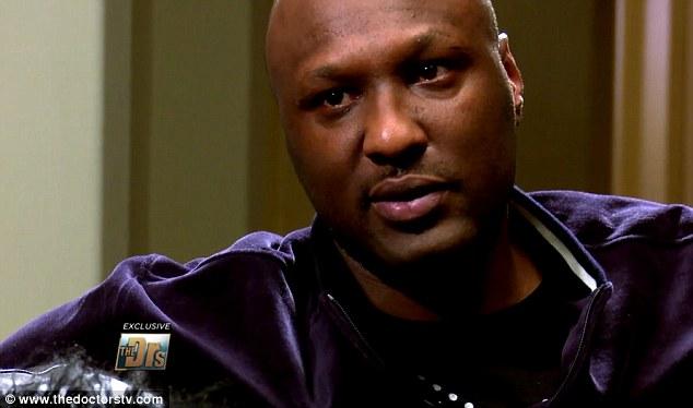 Lamar Odom Talks Rehab During First Interview