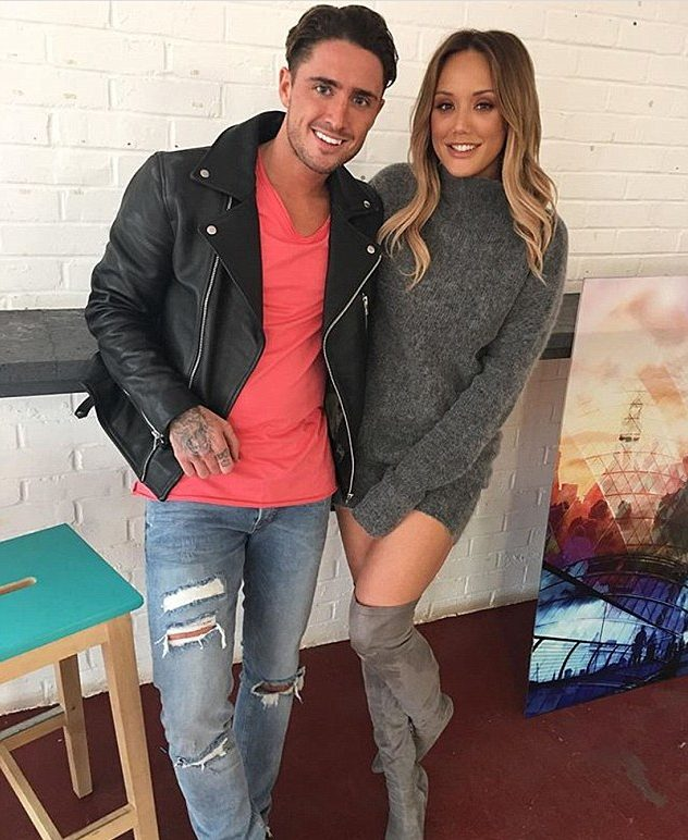 Stephen Bear Gets Dropped From Celebs Go Dating And Banned From Launch Party Due To New Relationship With Carlotte Corsby