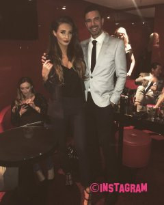 Megan McKenna Shows Off Her New Man Just Weeks After Splitting From Pete Wicks