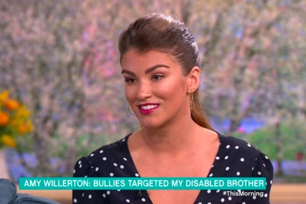 Amy Willerton Talks About Heartbreaking Bully What Her Autistic Brother Has Suffered