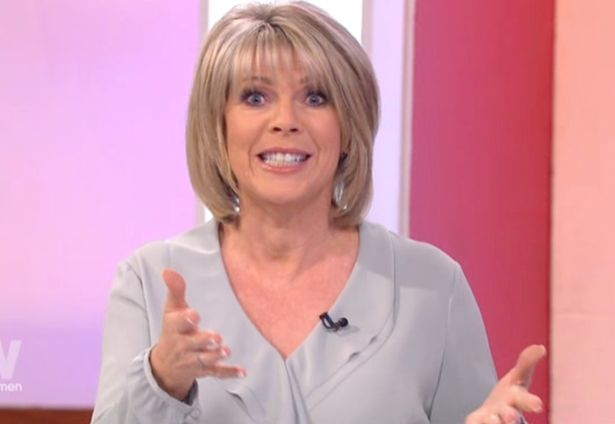 Ruth Langsford Admits Her And Husband Eamonn Holmes Enjoy Fifty Shades Sex Sessions