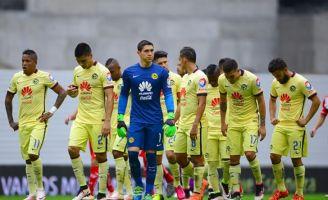 Otro partido desechable: América cayó ante Toluca