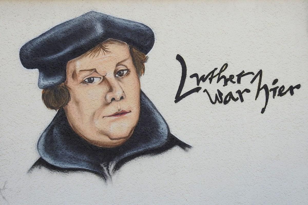 Było, minęło - Jaki wpływ na język niemiecki miał Marcin Luter?