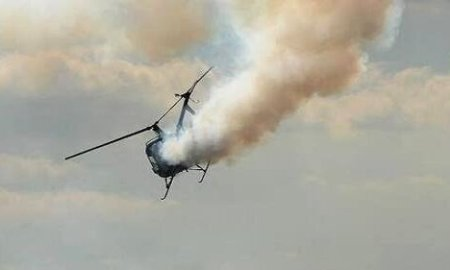 Rescue Helicopter Crashes