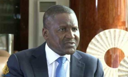 CEO/Director, Dangote Groups Of Company, Aliko Dangote
