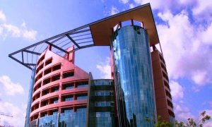 NCC Building in Abuja