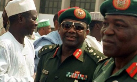 Abacha Was Not Corrupt, He Didn't Steal Nigeria's Money