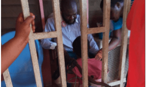 church members beat up pastor in Edo