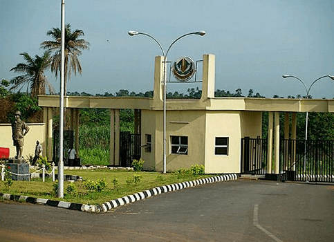 Tai Solarin University of Education, Ijebu-ode, Ogun state.