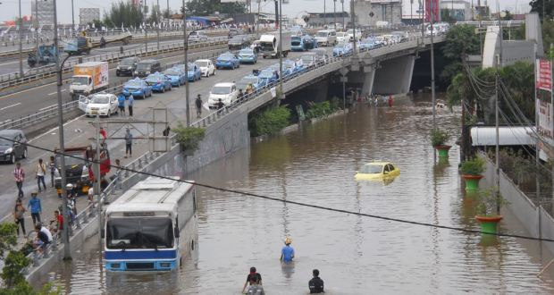 The management and control of flood in nigeria for Match the ocean floor feature with its characteristic