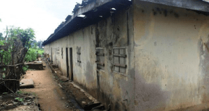 Check Out The Dilapidated State of Police Barracks & Station in Obudu, Rivers State