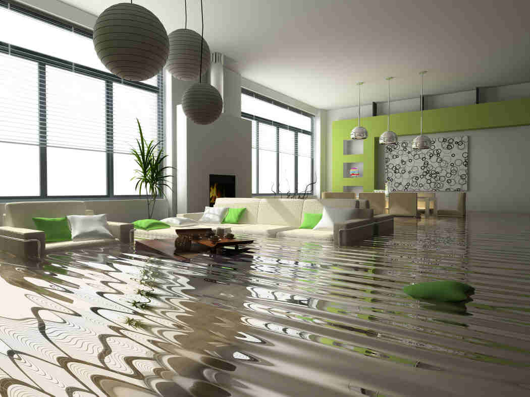 What To Do When Flood Takes Over Your House