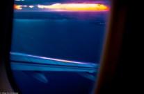 Approaching Copenhagen.