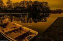 Lyngby Lake.