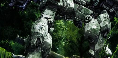 Mobile Suit Gundam Series Calendar 2015