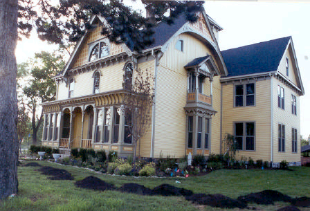 samuel davis house