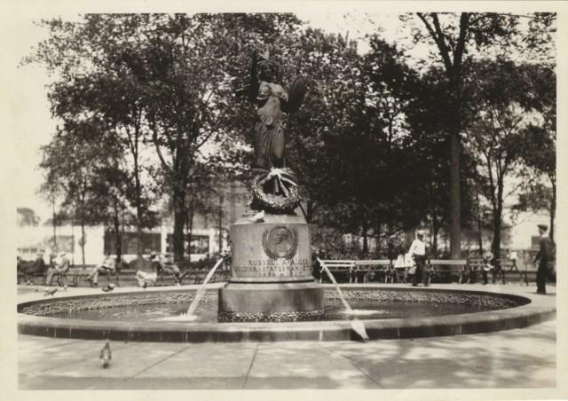 alger-memorial-fountain