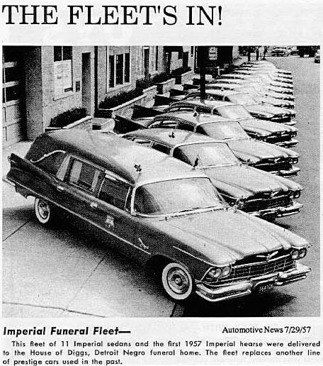 imperial funeral fleet