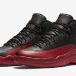 "『直リンク』5月28日発売 NIKE AIR JORDAN 12 RETRO ""Black/Varsity Red"""