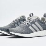 """【6月28日発売】SNS x adidas NMD R2 """"Grey Melange"""" Pack【Sneakersnstuff x adidas】"""