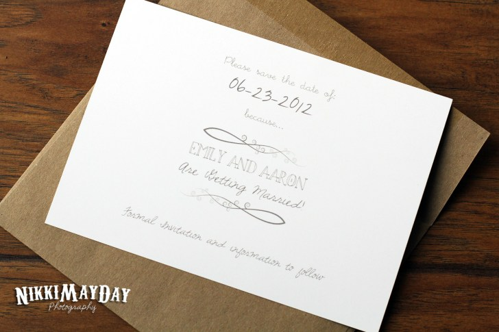 save the date and thank you card samples erie pa wedding photography thank you cards wedding As always