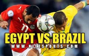 Egypt vs Brazil 2011 | Friendly Match