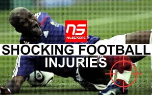 TOP 10 horrible football injuries | 18+