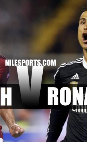 Salah v Ronaldo