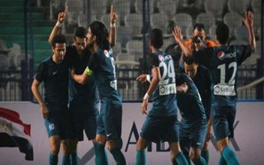ENPPI 2-0 Africa Sports | CAF Confederation Cup