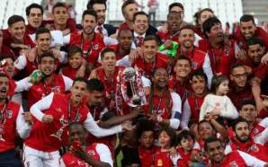 Koka wins Taça de Portugal with BRAGA
