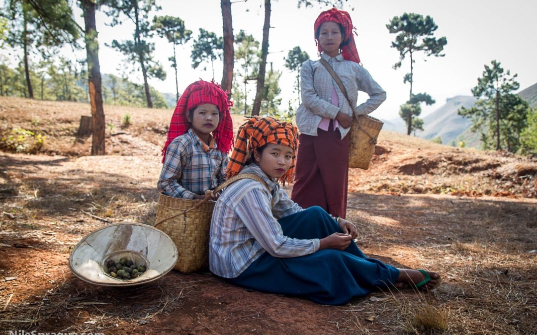 Photos: Kalaw and Trek to Inle Lake, Myanmar