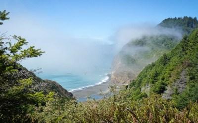 Lost Coast: Needle Rock to Little Jack Ass