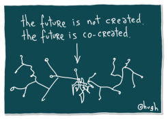 Future is Not Created